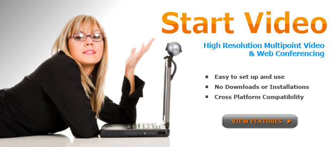 HD desktop videoconferencing